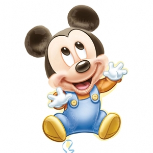 GLOBO SUPERFORMA MICKEY BABY