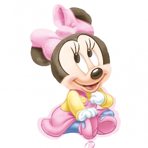 GLOBO SUPERFORMA MINNIE BABY
