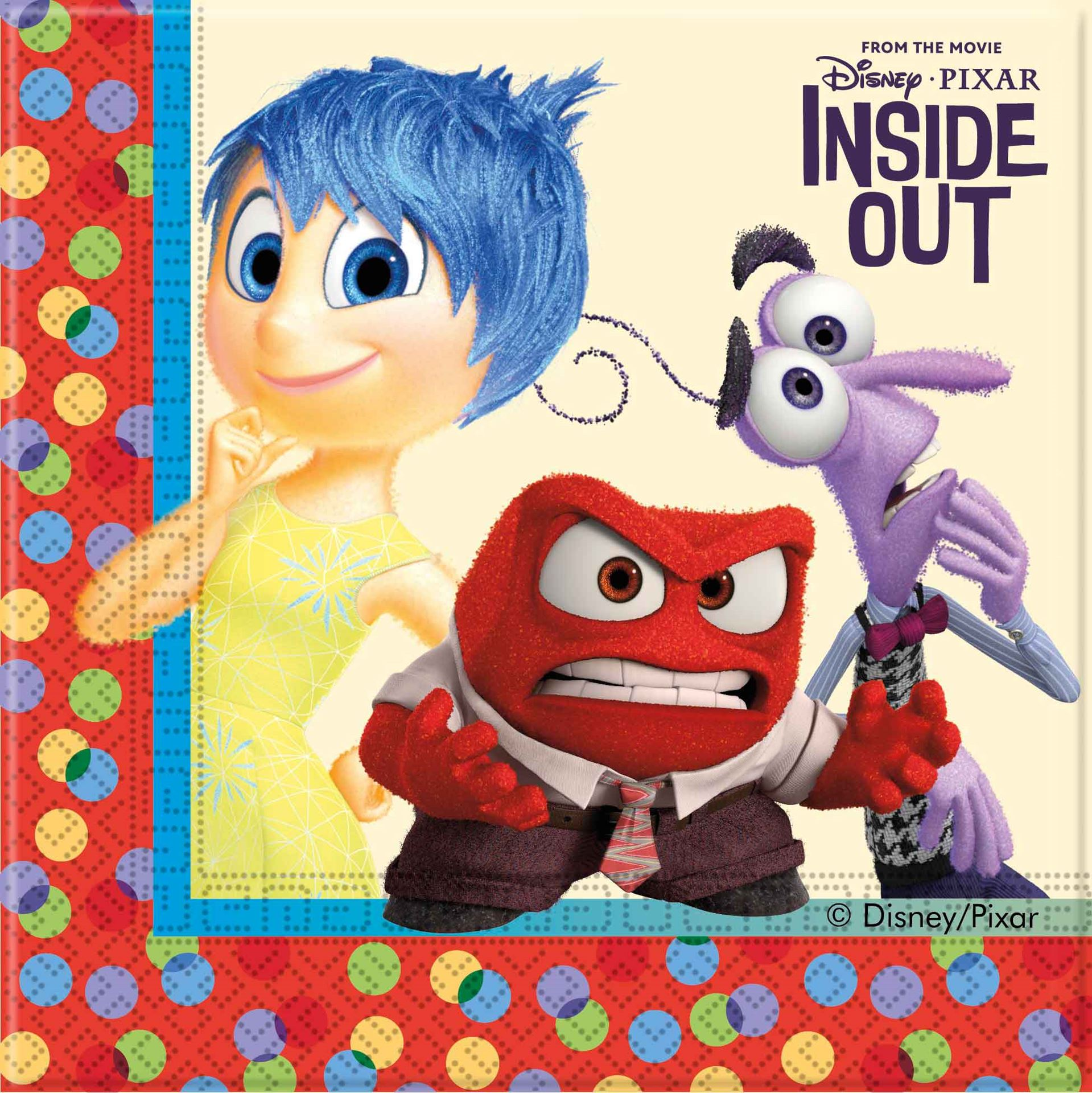 SERVILLETAS INSIDE OUT